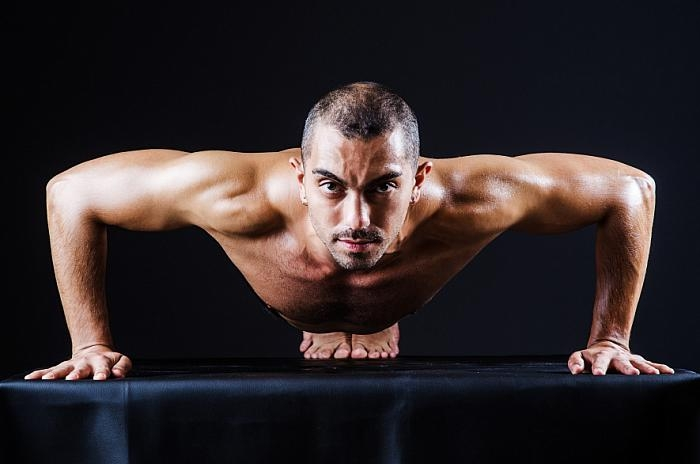 Hit Your Whole Body With A Fool-Proof 10 Minute Workout